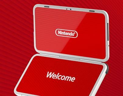 Newnew Nintendo 3Ds XXL - A new family member concept