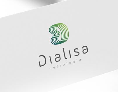 Dialisa Nefrologia - Visual Identity