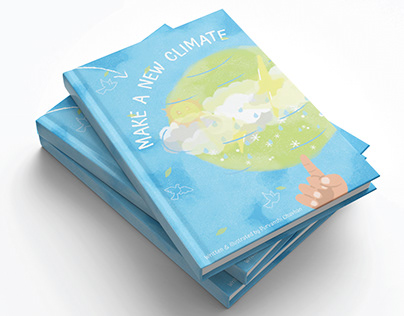 Make a new Climate - Children's Activity Book