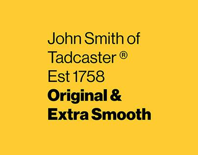 John Smith of Tadcaster / Est 1758
