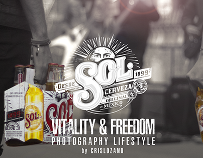 CERVEZA SOL PHOTOGRAPHY LIFESTYLE PRODUCT 2018.