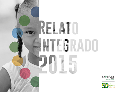 Relato Integrado ChildFund Brasil 2015