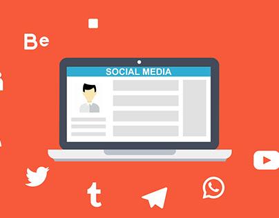 Social media Explainer video