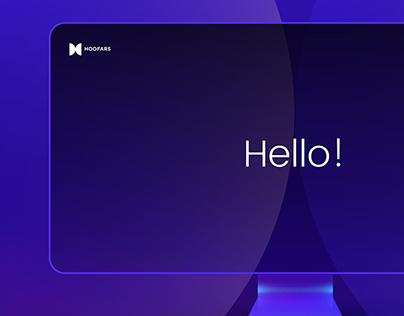 Hoofars- UI/UX Website Design