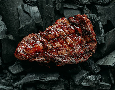 Coal and meat || for ESHAK, Kyiv