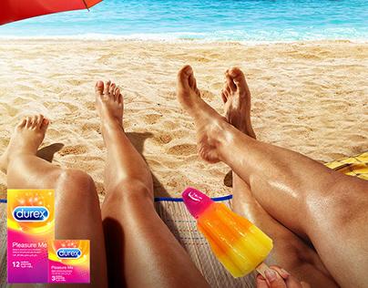 Durex Summer Campaign