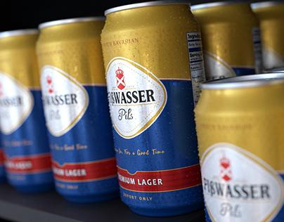 Beer Can Render