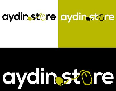 Aydın Store logo tasarımı
