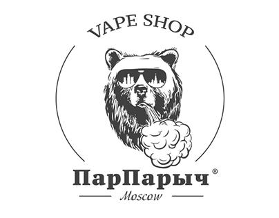 «ПарПарыч»   logo   branding