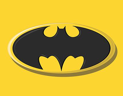 Batman Logo by Animesh Tewari