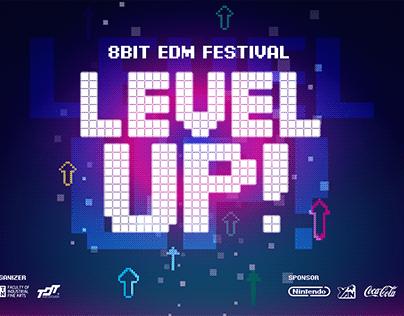"Thiết kế sự kiện ""LEVEL UP!"""