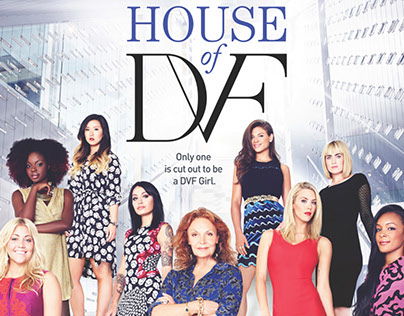 E! House of DVF Series Launch