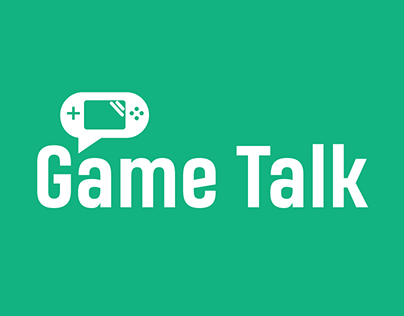 Logo for Game Talk - A video game Youtube channel
