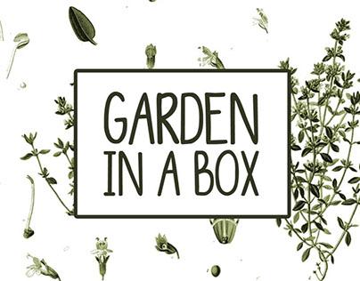 Garden in a Box - Eco Design