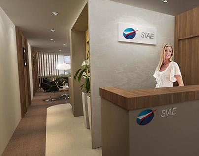 Salon Aeronautique Bourget - Chalet SIAE