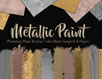 Metallic Paint Creator Kit