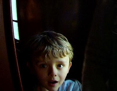 The Boy on the Dark Train