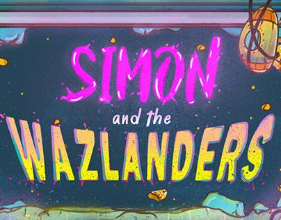Jasper and the Wazlander