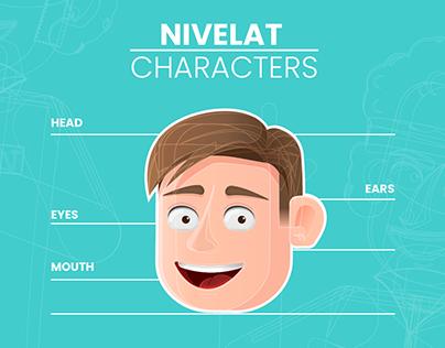 Character Design - Nivelat