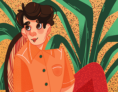 COMING OUT/ILLUSTRATIONS