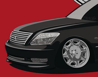 VIP Lexus LS