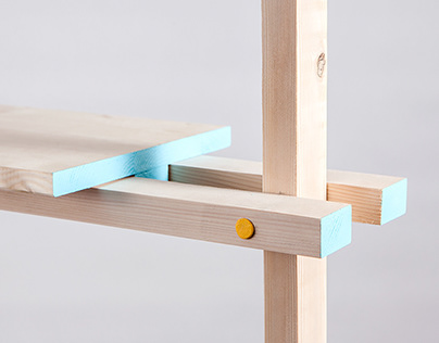 KOZOLEC / furniture system