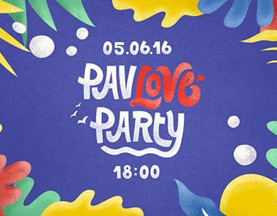 PavLOVE Party