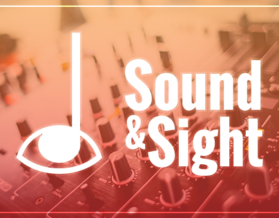Sound&Sight | Logo Design
