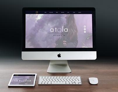 87 - Web Design - Atola