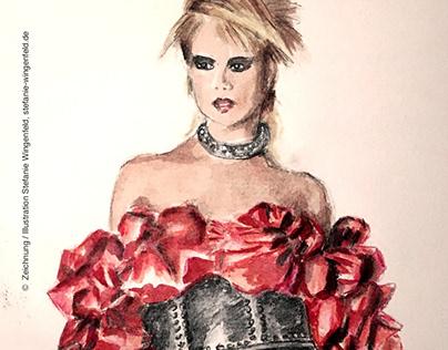 Fashion / Style-Illustration