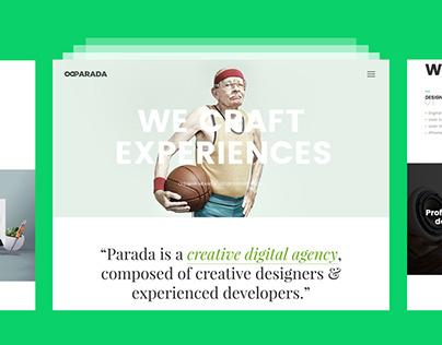 Parada | Digital Creative Agency