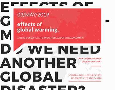 Global Warming | Modern and Creative Templates Suite