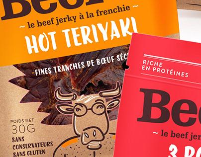 Beef-it, beef Jerky Français