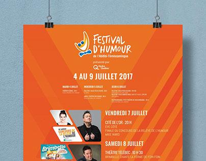 20e Festival d'humour de l'Abitibi-Témiscamingue
