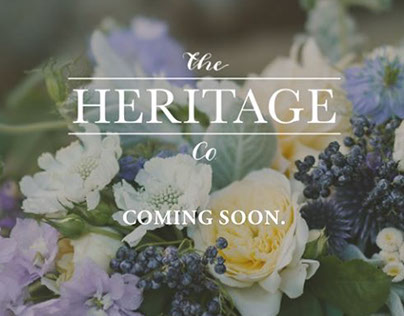 The Heritage Co. Logo