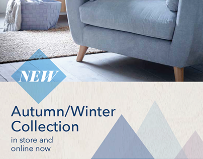 George Home in-store point of sale campaign