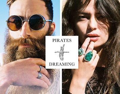 Pirates Dreaming Visual Identity