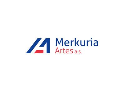 Logo Design - Merkuria Ates a.s.