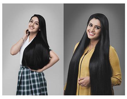 Dheedhi shampoo shoot