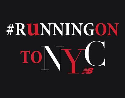 New Balance New York Marathon 2018