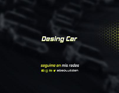 Desing Car Project