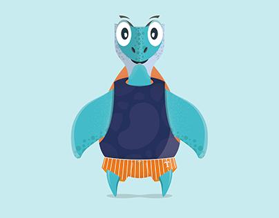 Tury - iTurchesi's mascot