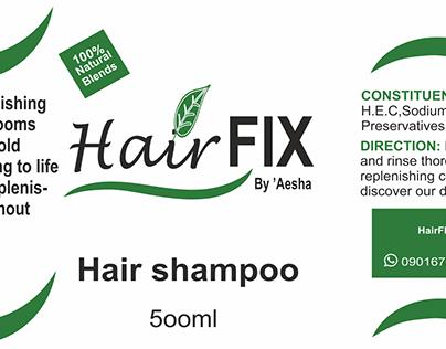 hairFIX Company