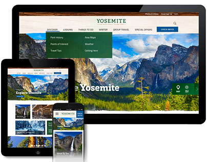 Yosemite National Park Website, www.travelyosemite.com