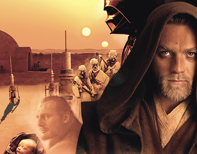 Kenobi movie poster