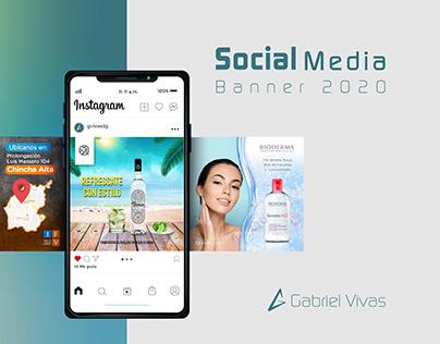 Social Media Banner 2020