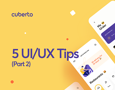 5 UI/UX Tips (Part 2)