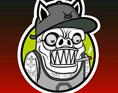 Lechoner (caracter graffiti)