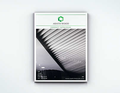 Ashita Wood Products Magazine - TODA Industries