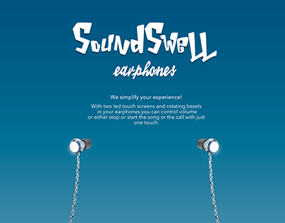 3D Models of SoundSwell's Earphones